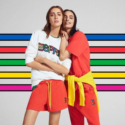 Craig & Karl: Esprit Pride Collection - Illustration and Design duo Craig & Karl collaborated with Esprit on a special capsule collection in celebration of Pride! A…