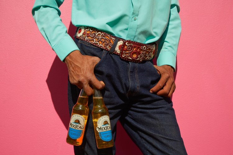 Joaquin Trujillo: Mexicali Beer - Photographer Joaquin Trujillo was chosen by Mexicali beer to photograph and direct all of the brand's launch content. Named after…