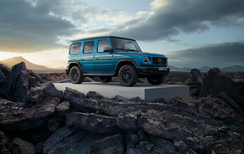 Markus Wendler: Mercedes G Class, Stronger Than Time - New work from photographer Markus Wendler for the Mercedes-Benz G-Class's 40th year anniversary: Stronger Than Time. Credits: Antoni Berlin, Tim…