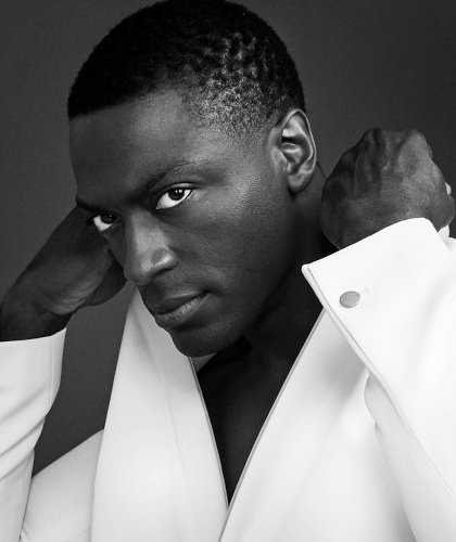 Sophy Holland: Aldis Hodge - Photographer Sophy Holland was commissioned to shoot the talented actor, painter and horologist Aldis Hodge for L'Officiel Hommes KZ.