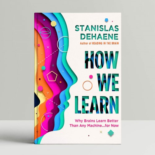 Owen Gildersleeve: How We Learn - Paper craft illustration artist Owen Gildersleeve was chosen to design the new cover for 'How We Learn: Why Brains Learn…