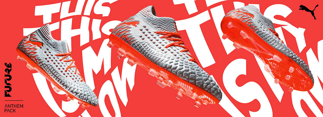 James Day: Puma Anthem Pack - Photographer James Day was commissioned by Agency Knas to photograph Puma's latest soccer cleats for their Anthem Pack campaign. Special shoutout…