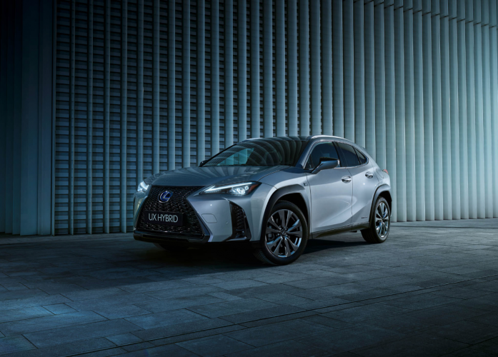 Markus Wendler: Lexus UX Hybrid - Photographer Markus Wender was commissioned by The & Partnership to shoot the new Lexus UX Hybrid Campaign. Production by Tim Michel,…