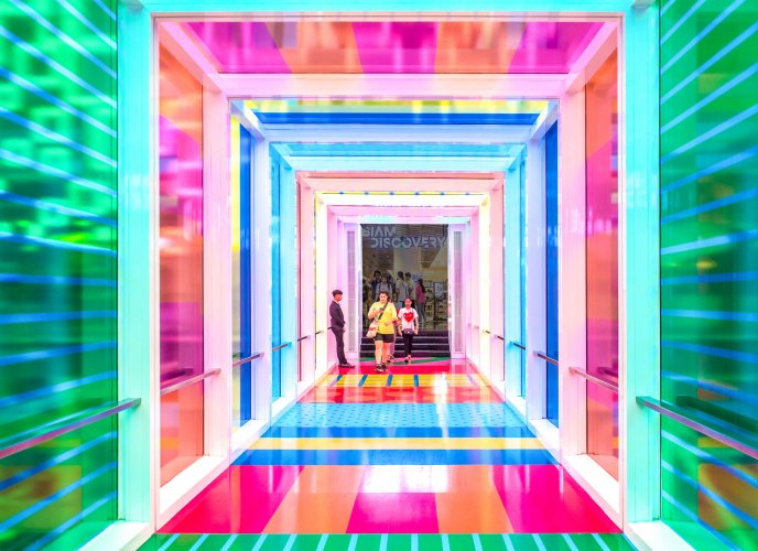 Craig & Karl: Tunnel Vision Installation - Illustrative duo Craig & Karl have stunned us yet again with their latest installation. Tunnel Vision is a new…