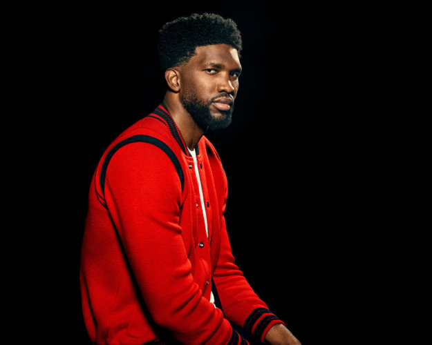 Sophy Holland: Joel Embiid for ESPN - Photographer Sophy Holland was commissioned by ESPN for their latest cover story on Joel Embiid, the towering NBA 76ers player,…