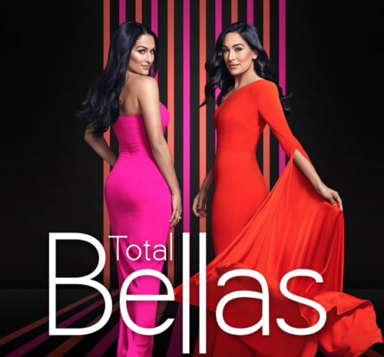 Sophy Holland: Total Bellas - Photographer Sophy Holland was commissioned to shoot the new key art campaign for the 5th season of Total Bellas, featuring…