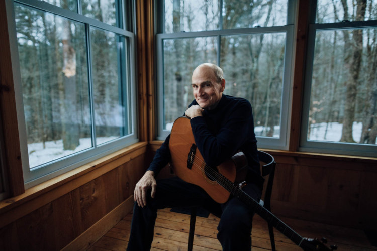 Josh Goleman: James Taylor for People Magazine - Photographer Josh Goleman was chosen by the team at People Magazine to photograph musician James Taylor for this weeks' issue.