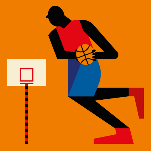 Craig & Karl: Sports Series - Illustration duo Craig & Karl's latest series, Sports, features an array of silhouetted characters breaking a sweat in a variety…