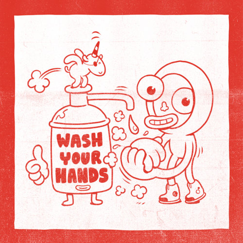 Brosmind: Wash Your Hands! - Illustration duo Brosmind have put together some friendly reminders for us all to keep in mind during the age of…