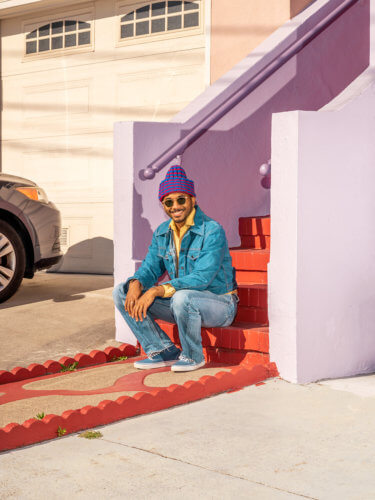 Kelsey McClellan: Toro Y Moi - New from Photographer Kelsey McClellan for singer, songwriter, and designer Chaz Bear, known professionally as Toro Y Moi, for his…