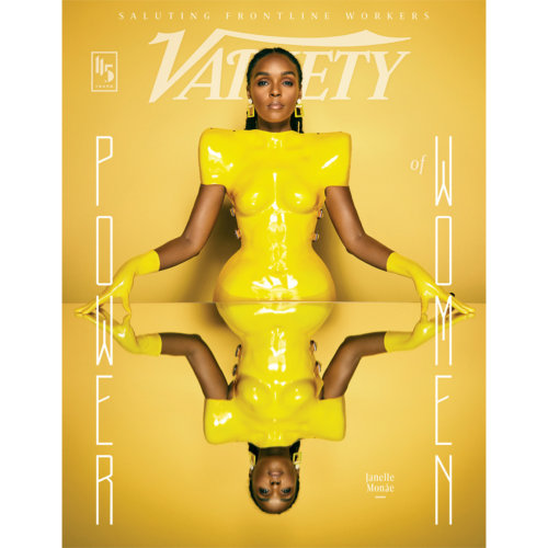 Sophy Holland: Variety's Power of Women issue - Photographer Sophy Holland shot the covers for Variety's Power of Women issue. The annual special issue celebrates women in entertainment…