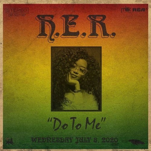 Danny Clinch: H.E.R Do To Me Single - Photographer Danny Clinch was commissioned by R&B singer/ song writer H.E.R. to collaborate on the cover for her latest single…