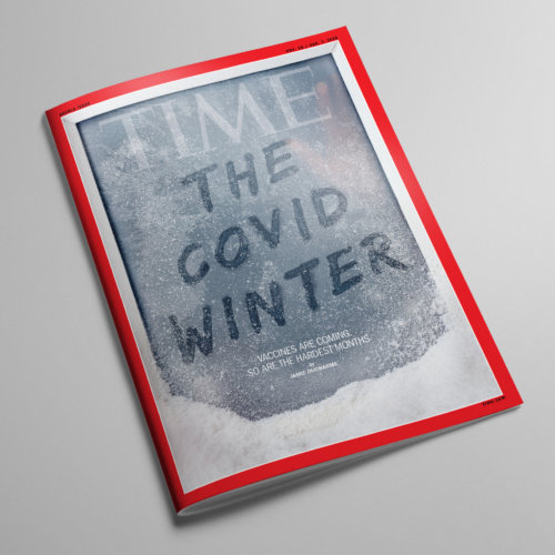 Sean Freeman: Time Magazine's COVID Winter - Photographer and illustrator Sean Freeman, with creative partner Eve Steben, were commissioned to create the latest Time Magazine cover on…