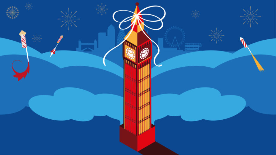 Steven Wilson: Omnicom Holiday Card - Illustrator Steven Wilson was commissioned by Omnicom to create their 2020 Holiday greeting. Steve's animation depicts major cities being visited…