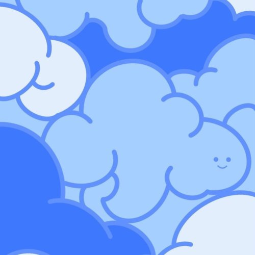 Pomme Chan: Clouds - Illustrator Pomme Chan has created a new series of cloud designs in varying colors for her latest carpet collection. Made…