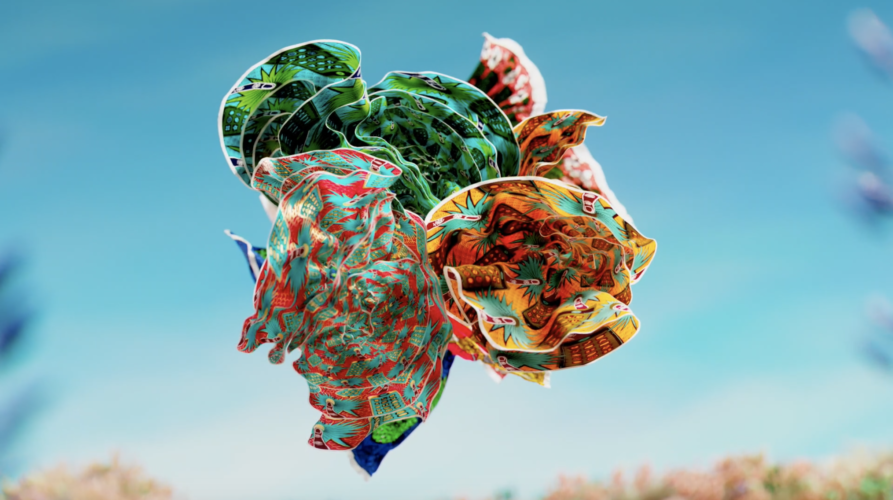 Pleid: Vlisco, Chapter 2 - Motion design studio Pleid was commissioned to collaborate with Vlisco on their latest collection for three videos. Chapter 2 of…