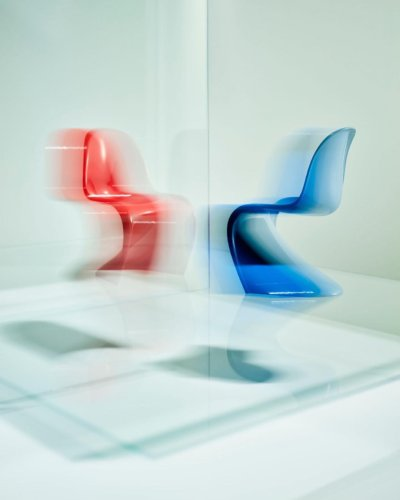James Day: The Vitra Panton Chair - Photographer James Day's latest personal project stars the iconicVitraPanton Chair. This classic was designed by Verner Panton in 1967 and…