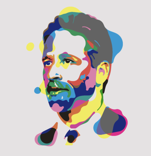 Steve Wilson: The Hollywood Reporter - Illustrator Steve Wilson was commissioned by The Hollywood Reporter to create a portrait of Jon Stewart for their latest cover…
